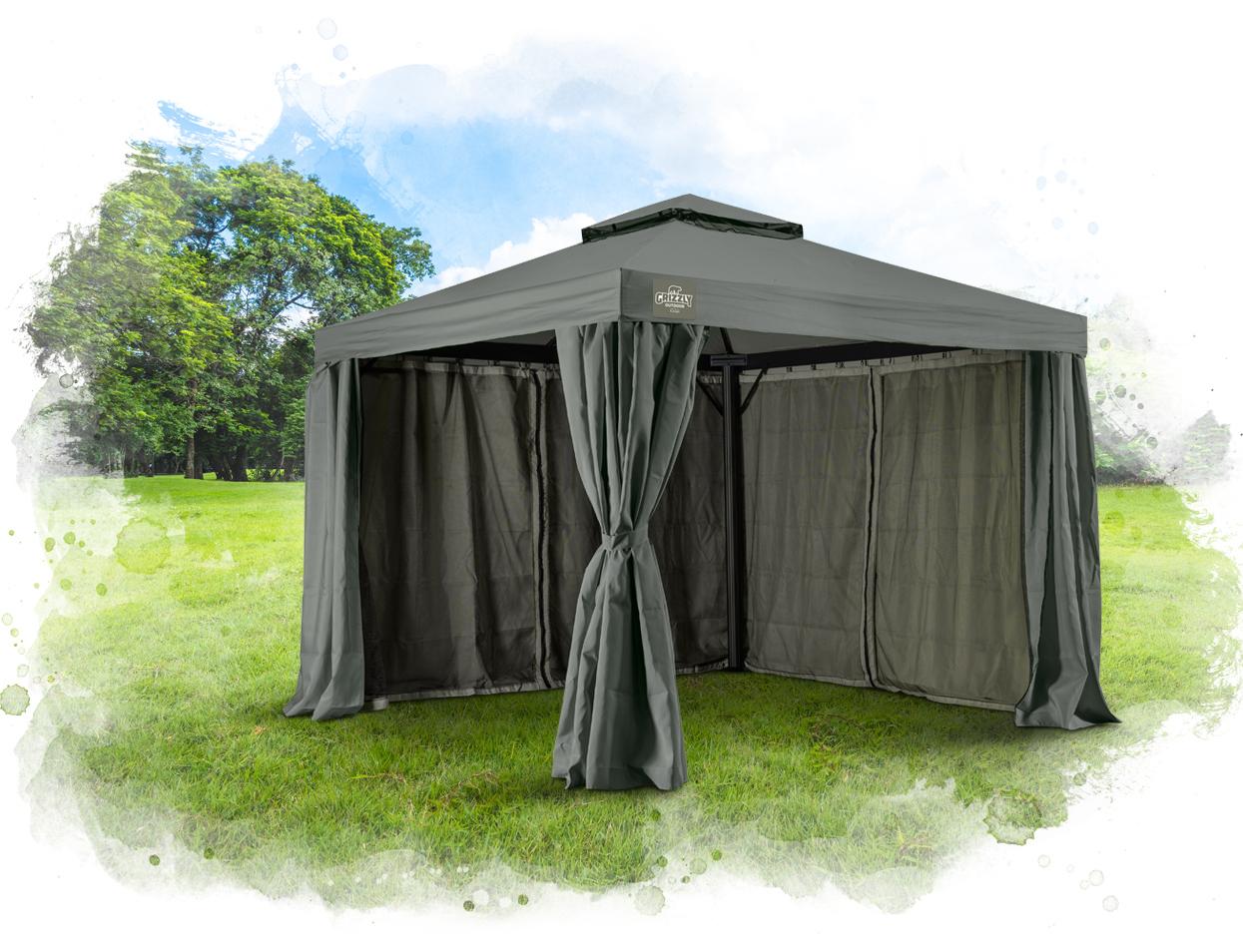 Party tent 4 x 4 mtr POP UP wit